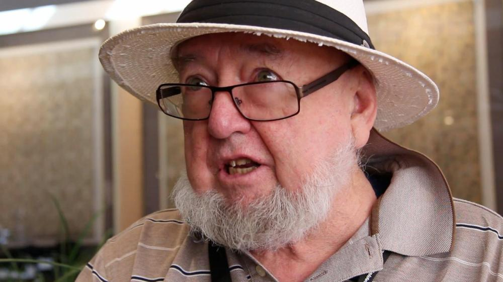 Thomas Keneally at Adelaide Writers' Week