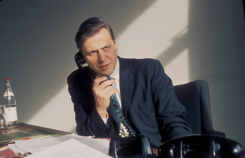 Archvie still: Sir David Attenborough circa 1972